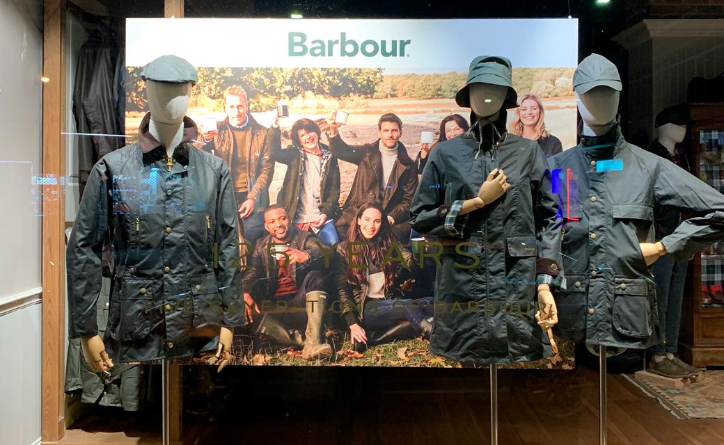 Barbour Bilbao