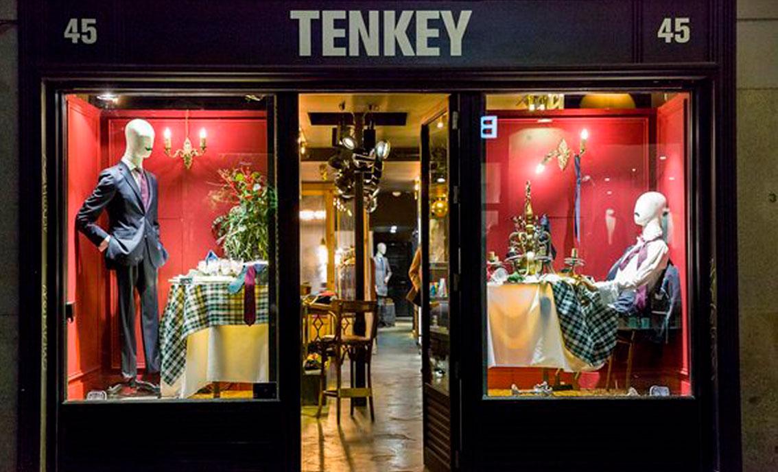 Tenkey Barquillo