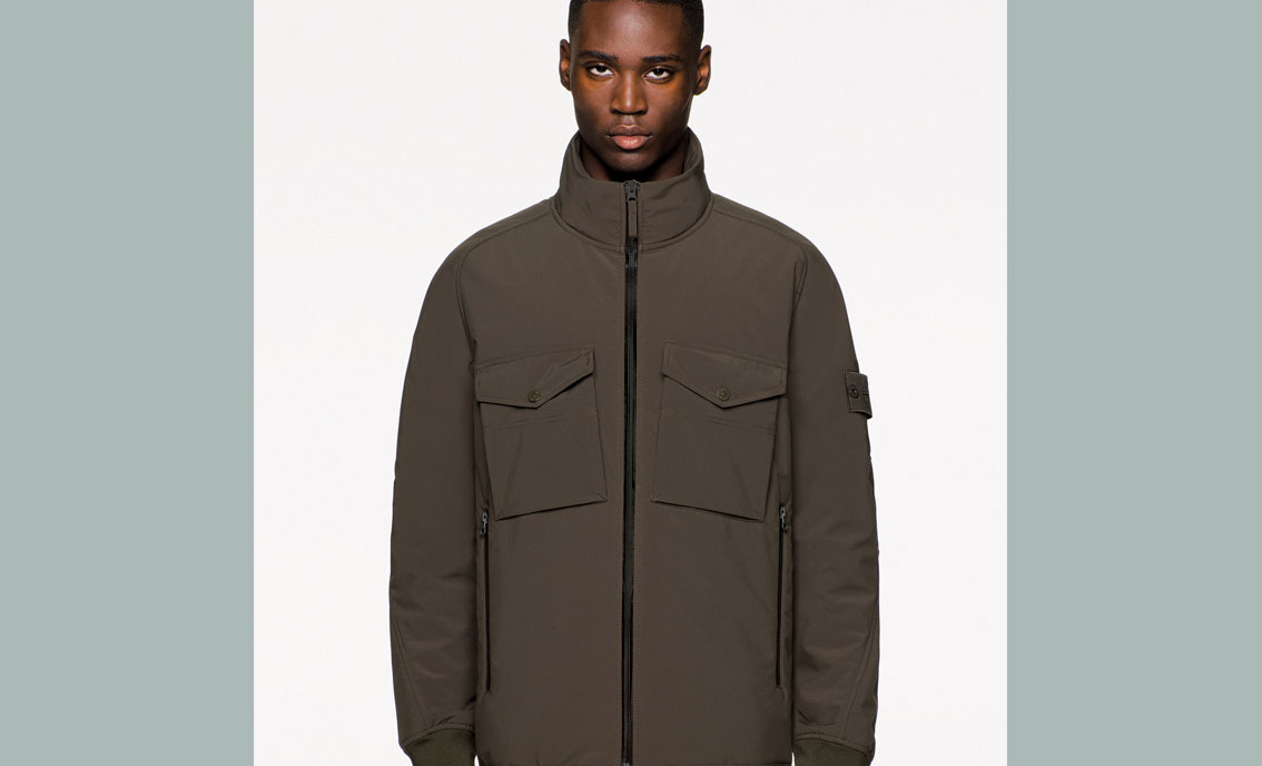 stone island ghost pieces