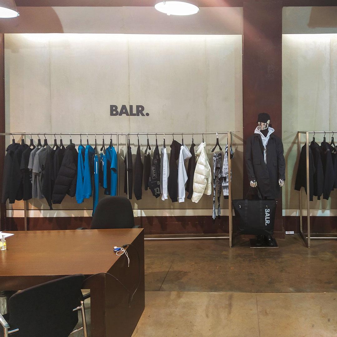 Showroom Barcelona SS21