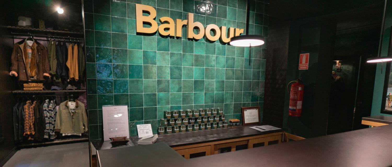 Ogoza Monobrand Barbour Madrid
