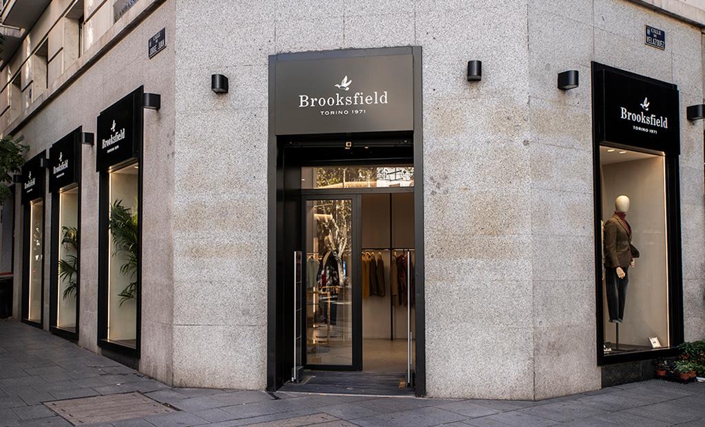 Brooksfield llega a Madrid