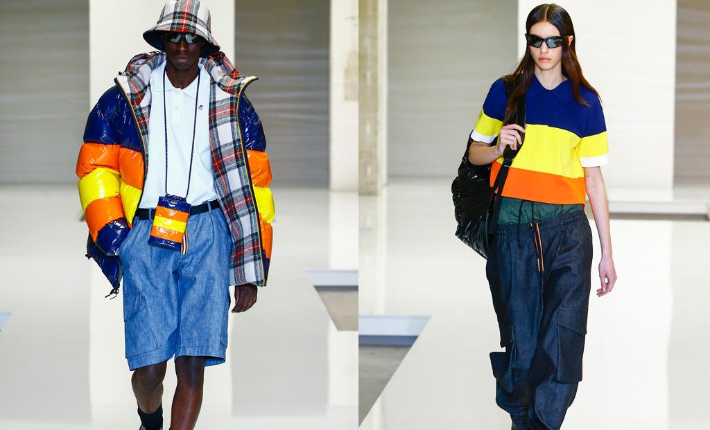 K-Way FW21 semana de la moda Milán