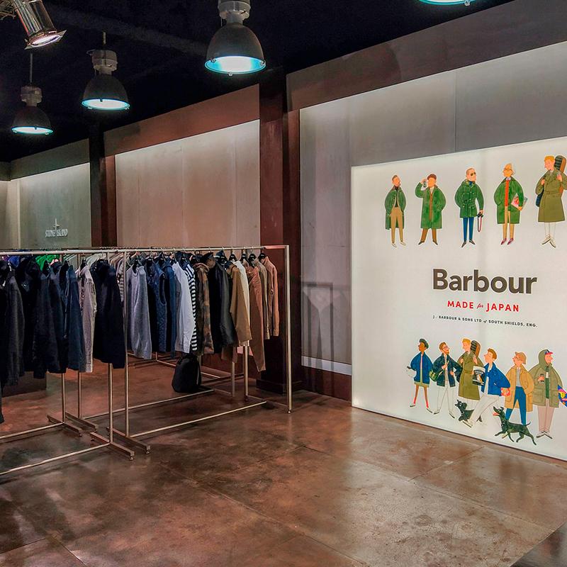 Showroom Barcelona Ogoza