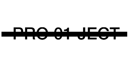 Pro01ject logo