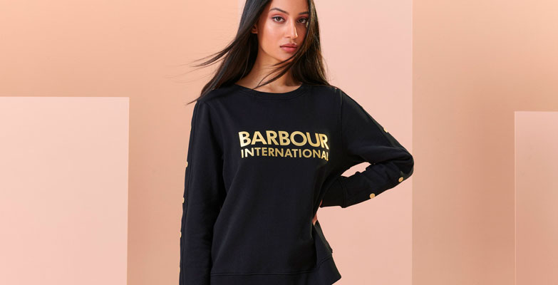 Barbour International FW21-22